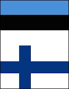 BETWEEN ESTONIA AND FINLAND